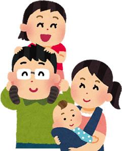 函館観光を楽しむココハコ家族