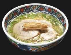 函館ラーメン麺厨房あじさい