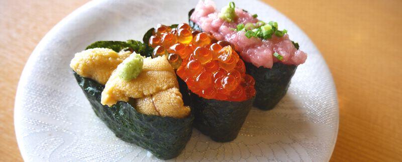 函館人気の回転寿司「函太郎」に子連れで行ってきた