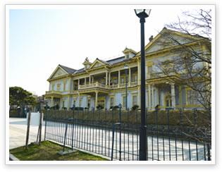 旧函館区公会堂の写真